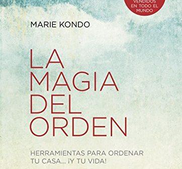Libro 'La Magia del Orden', de Marie Kondo